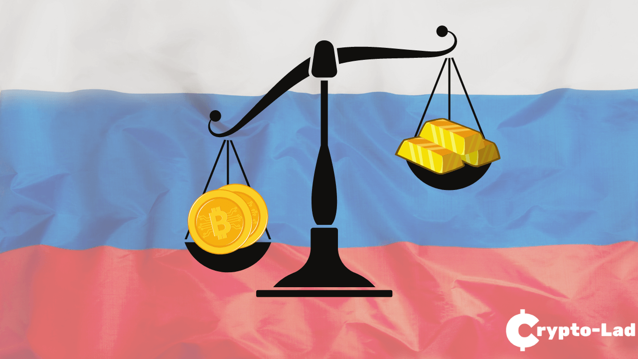 Bitcoin Is More Popular Than Gold for Russian Investors