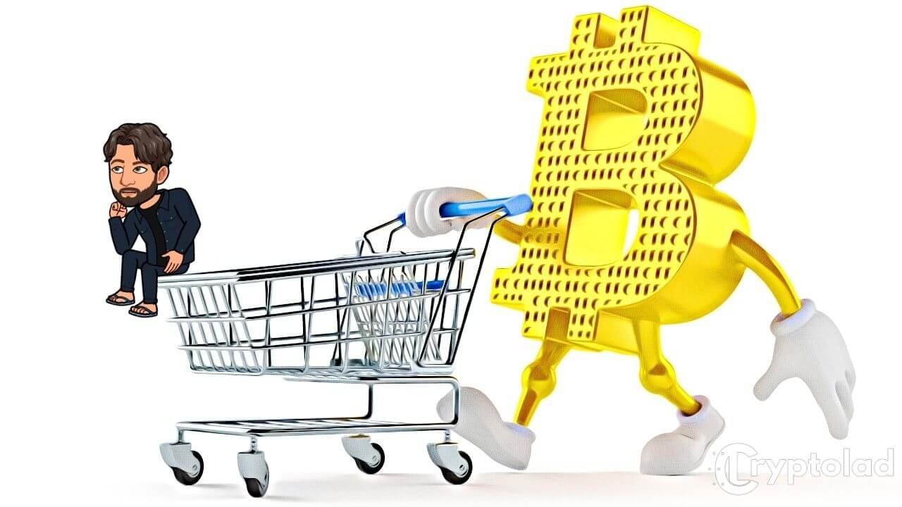 Using bitcoin to shop online
