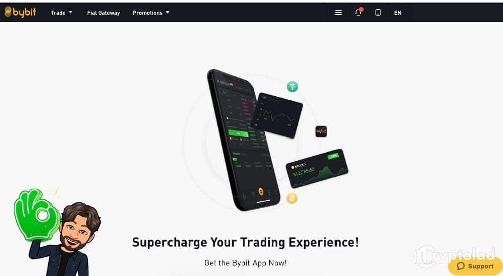 bybit app - cryptolad