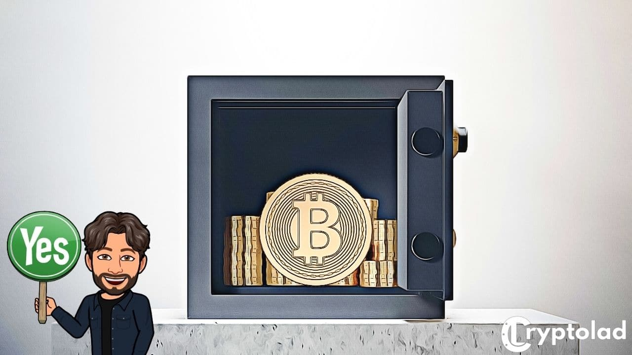 is bitcoin safe to buy