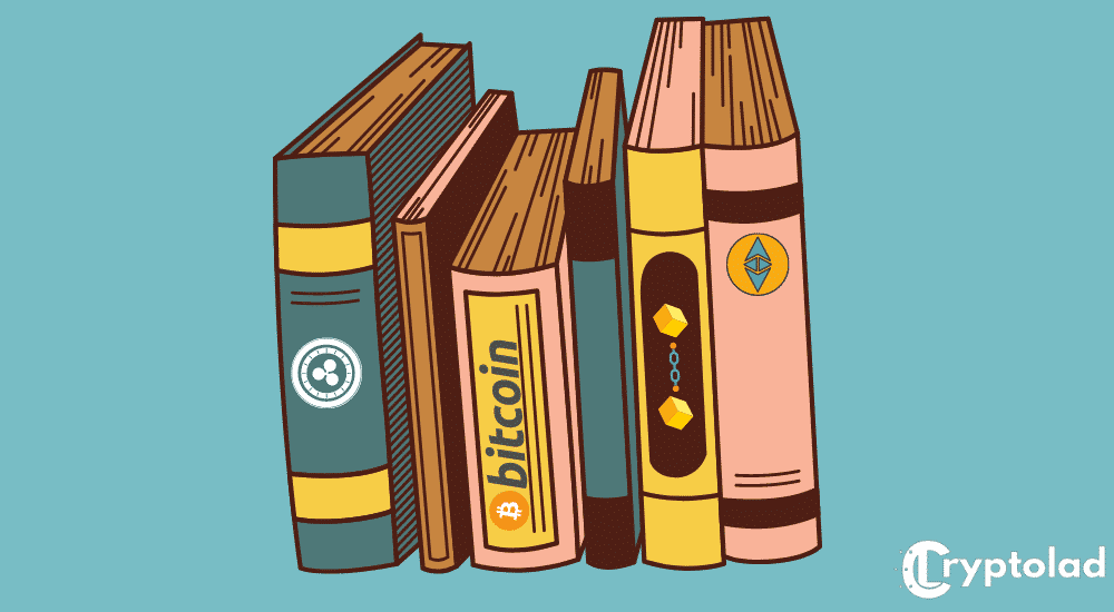 5 cryptocurrency books