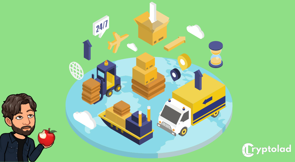 How is Blockchain Used in the Supply Chain?