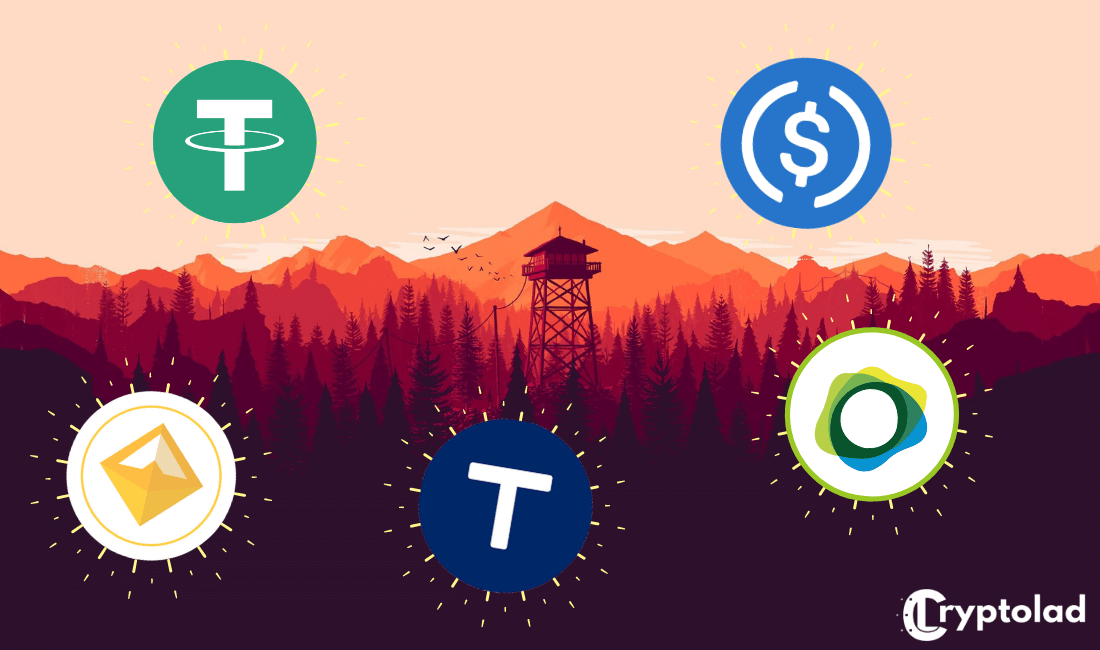 What are stablecoins