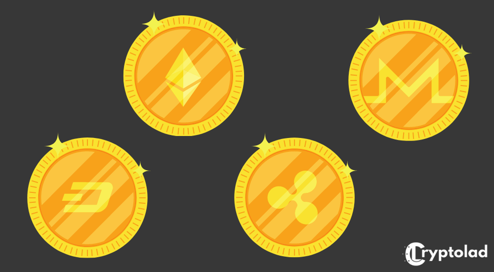 what are altcoins