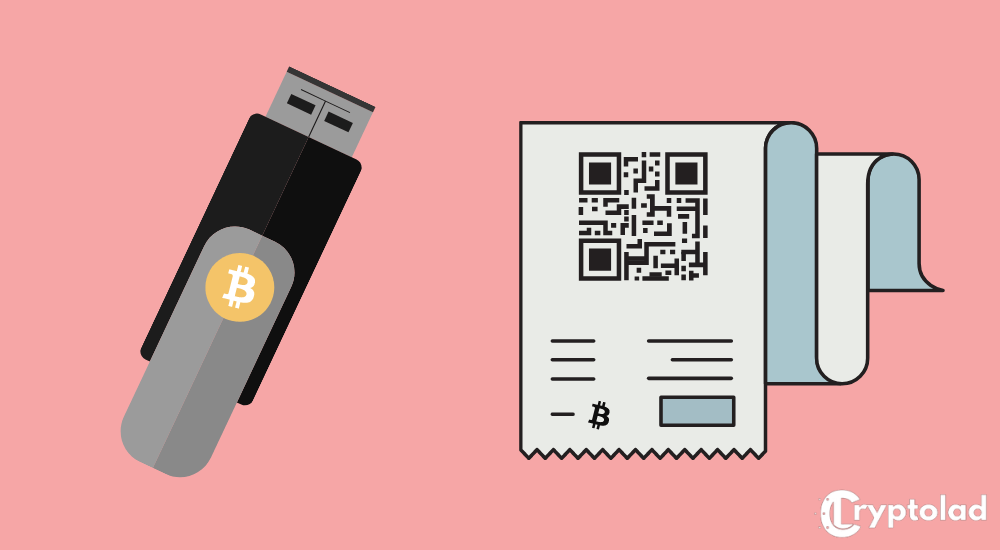 Cold wallet examples