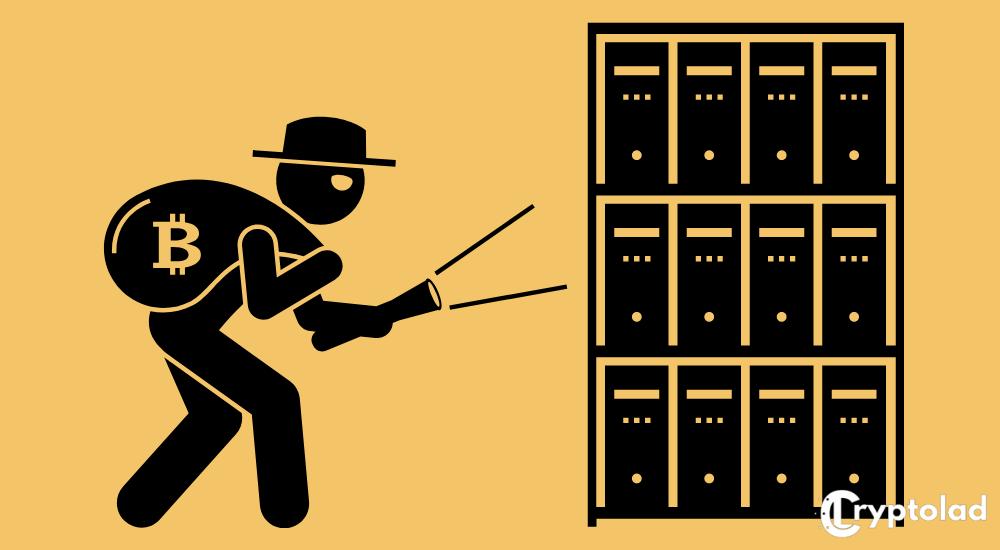 cryptojacking graphic