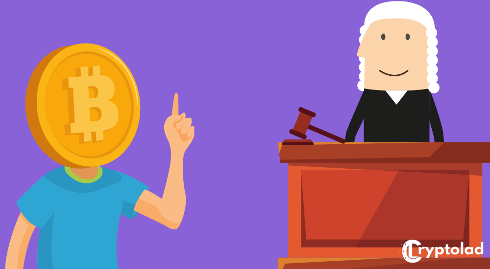 Bitcoin legal infographic