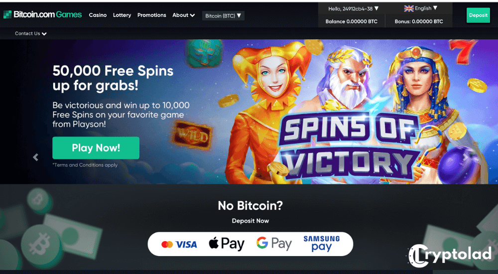 Bitcoin Games Review