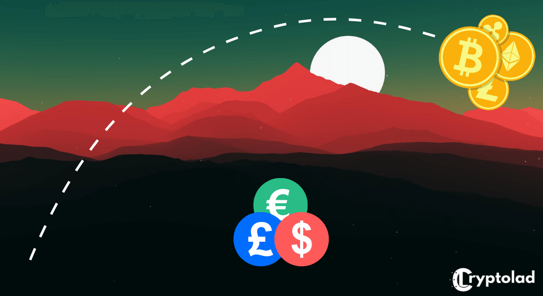 cryptocurrency replaces fiat