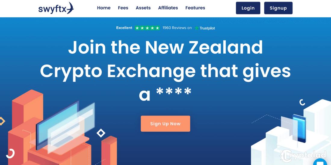 Swyftx New Zealand