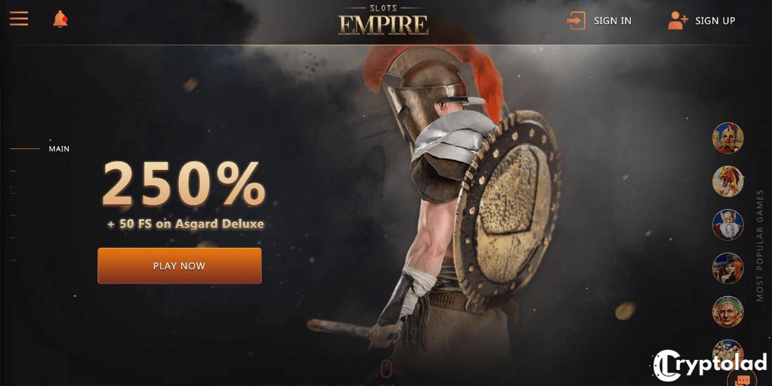 slots empire bonus codes