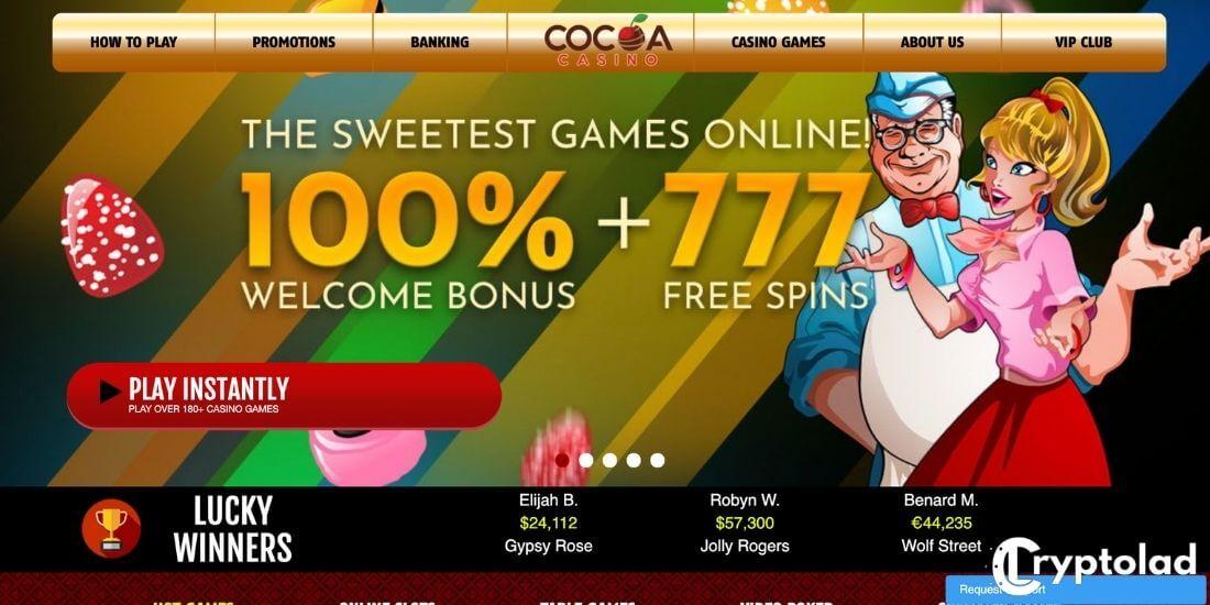 cocoa casino overview