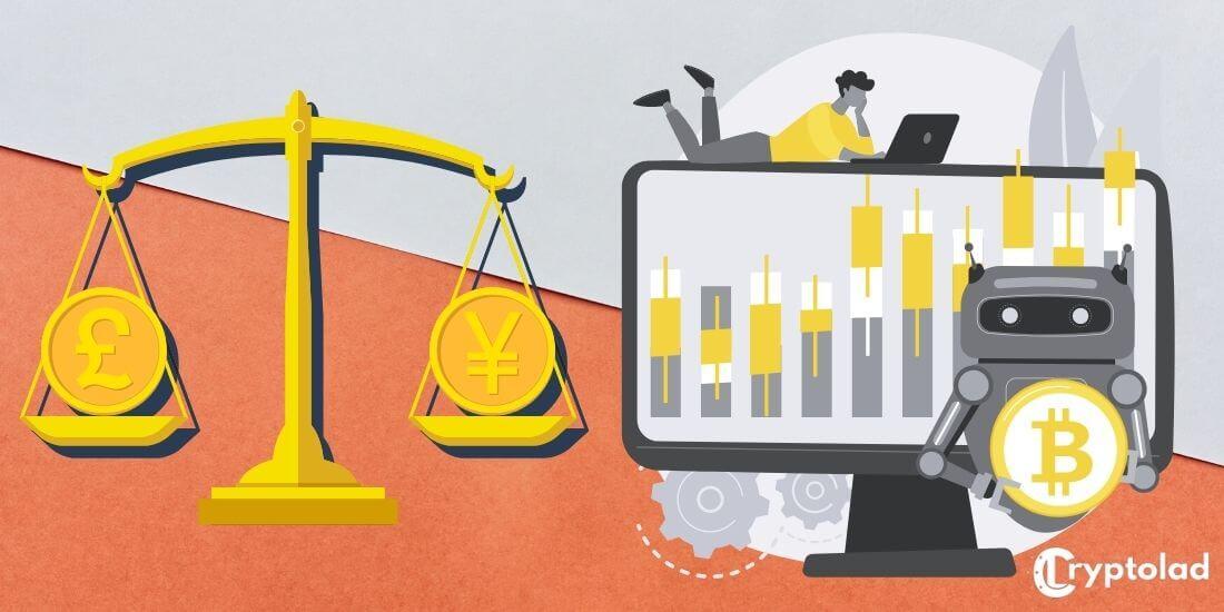 crypto vs forex trading